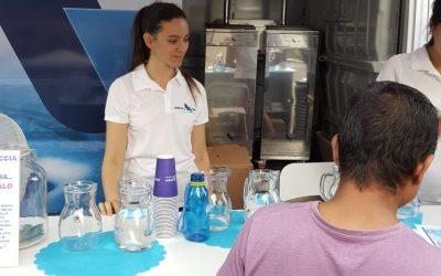 """""""La buona acqua di casa mia"""" naturizzata® ed in movimento a Cremona"""
