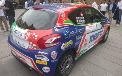 Acqua Naturizzata e Campionato di Rally 2018!