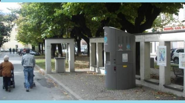Nuovi fontanelli in arrivo a Sondrio