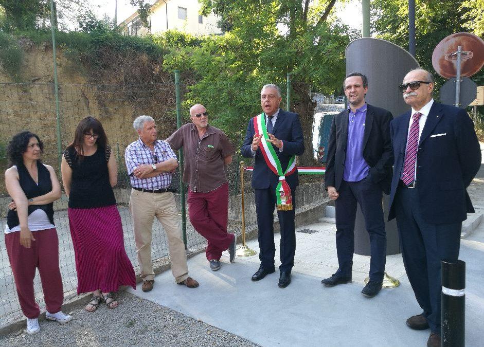 Inaugurazione Fontanello di Pancole (Si)